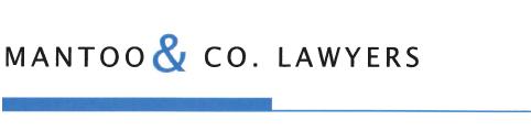Mantoo Lawyers logo